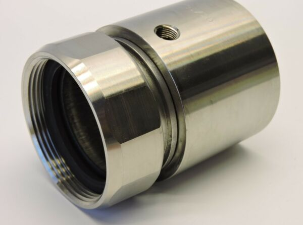 OPW DPC 2200A 2quot; Double Wall Swivel Pipe Coupling Stainless Steel Flexworks $160.00