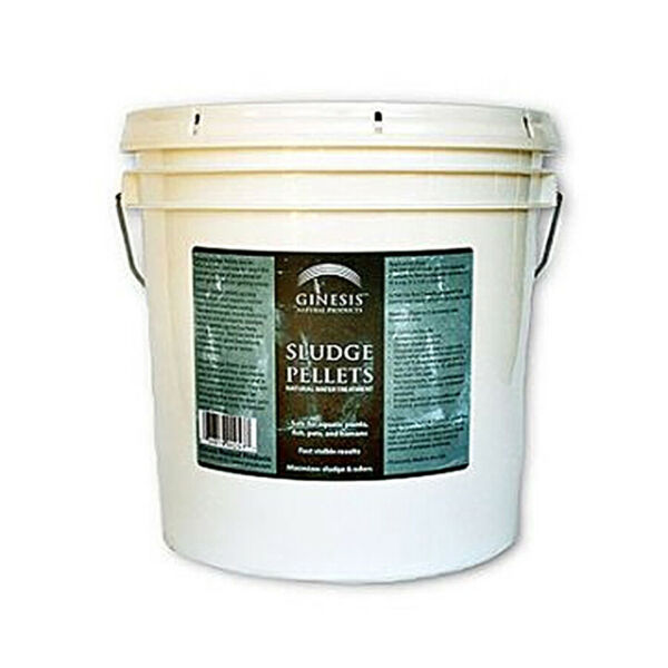 Ginesis Sludge Pellets - Natural Water Treatment for Ponds and Small Lakes Koi