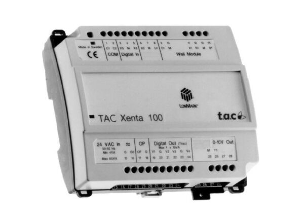 TAC Controller Xenta 101 VF 24 Part number 0 073 0505 NEW IN BOX *FREE SHIP* $179.99