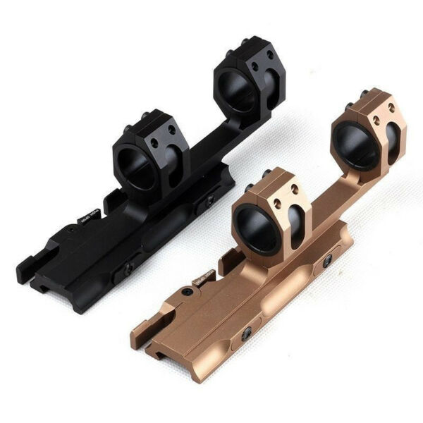 30mm/25.4mm Rifle Rings 20mm Rail Mount Scope Sight Airsoft Rifle Mount Gun HOT