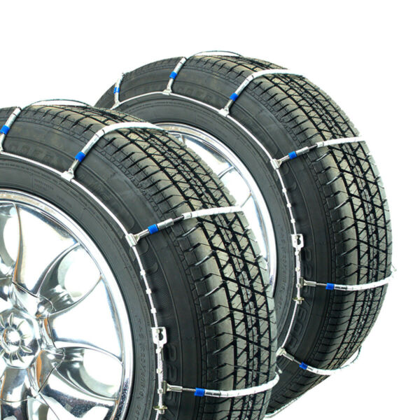 Titan Passenger Cable Tire Chains Snow or Ice Covered Road 8.29mm 23575-15