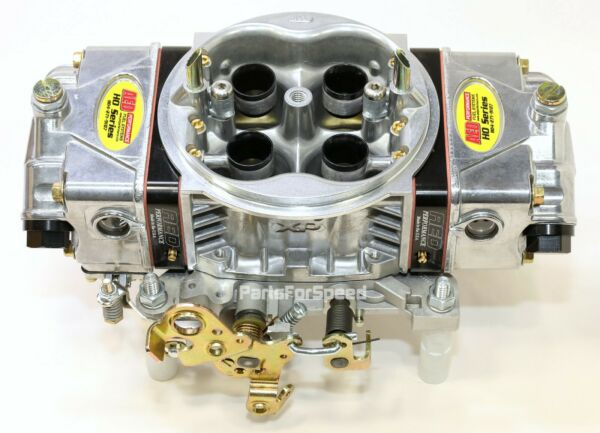 AED 850HO AN Holley Double Pumper Carb Street Race Annular Boosters 850 HO $844.95