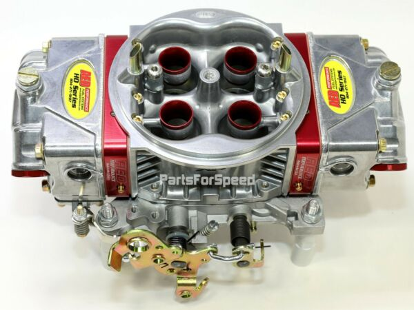 AED 750HO BT Blow Thru Holley Double Pumper Carb Turbo Supercharger Through 750 $919.95