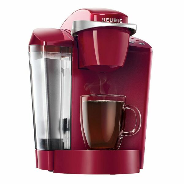 Keurig K50 Classic K-Cup Machine Coffee Maker Brewing System  RED  BRAND NEW