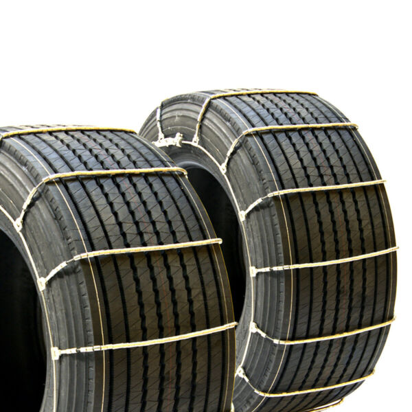 Titan Truck Cable Tire Chains Snow or Ice Covered Roads 10.3mm 30535-24