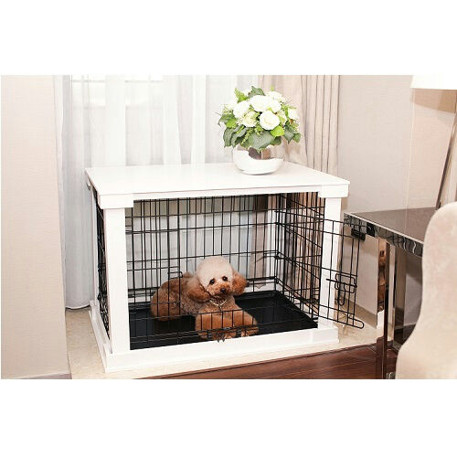 Merry Pet Decorative Dog Pet Cage with Crate Cover Medium PTH0241720100