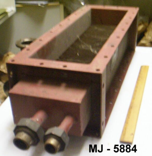 McIntyre Engineering - Duct Type Ventilation Heater - Size: T 26 (NOS)