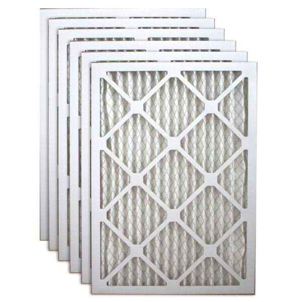 1quot; Filters Fast Allergen Air and Furnace Filters MERV 11 6 Pack Made in America $46.98