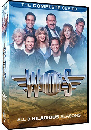 Wings: The Complete Series Pack (DVD 2014 16-Disc Set) In Stock