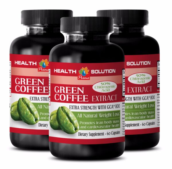 Weight loss food GREEN COFFEE EXTRACT 800 Weight loss supplements for men 3B