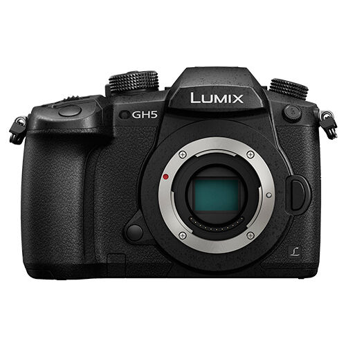 Panasonic Lumix DMC-GH5 Mirrorless Micro Four Thirds Digital Camera Body