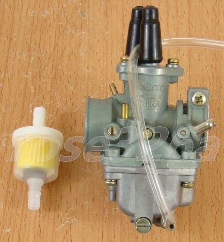Carb for Yamaha BW80 PW80 Carburetor W Fuel Filter