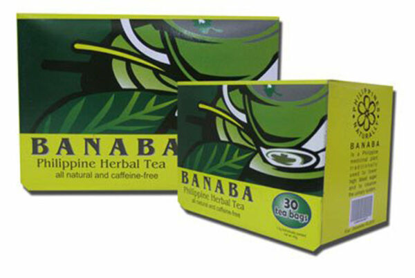 NAMICA BANABA ALL NATURAL HERBAL TEA, discount on LOT buying