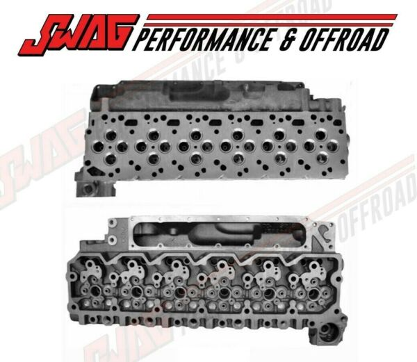 ENGINETECH BARE HEAD WO VALVES OR SPRINGS FOR '98.5-04* VALVE CUMMINS 5.9L 5.9