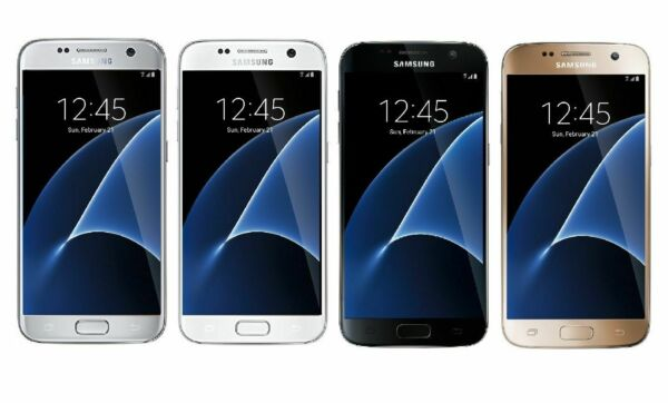 Samsung Galaxy S7 G930 32GB AT&T T-Mobile 4G LTE GSM UNLOCKED Smartphone SRF