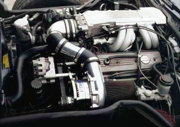 Chevy Vette C4 L98 TPI Procharger P600B Supercharger High Output System 85-91