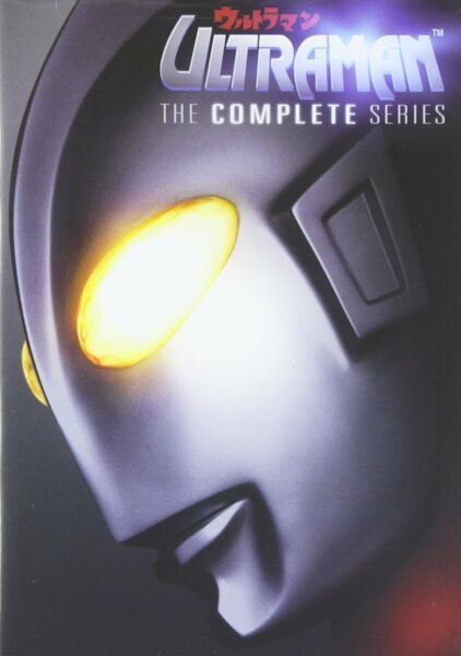 Ultraman: The Complete Series- All 39 Episodes DVD