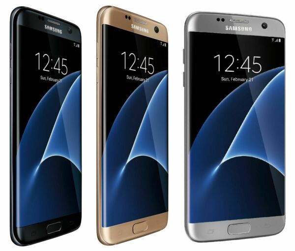 Samsung Galaxy S7 Edge G935 32GB Verizon AT&T GSM UNLOCKED Smartphone