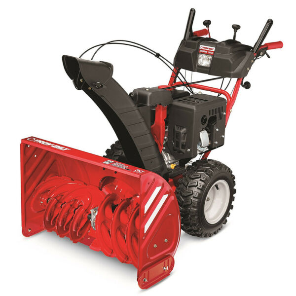 Troy-Bilt Storm 3090 30 in. 2-Stage Snow Thrower 31AH5DP5766 new