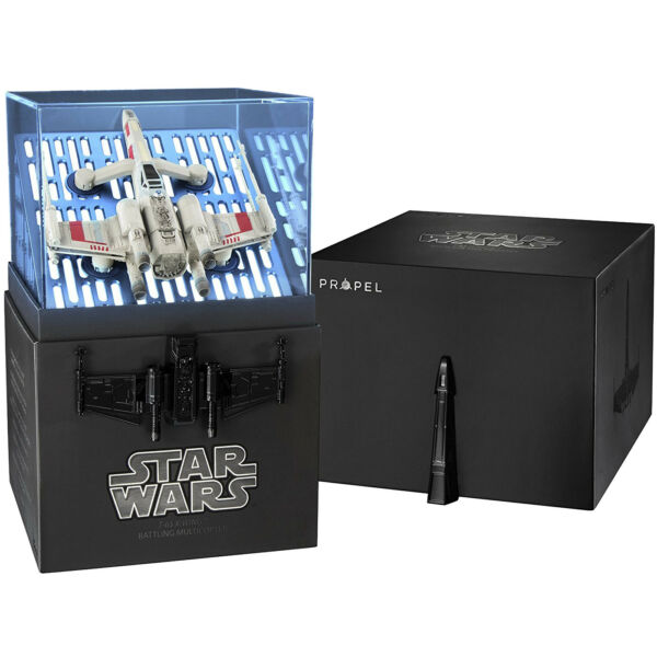 Propel Star Wars Battle Quadcopter Drone T-65 X-Wing Collector's Edition SW-1977
