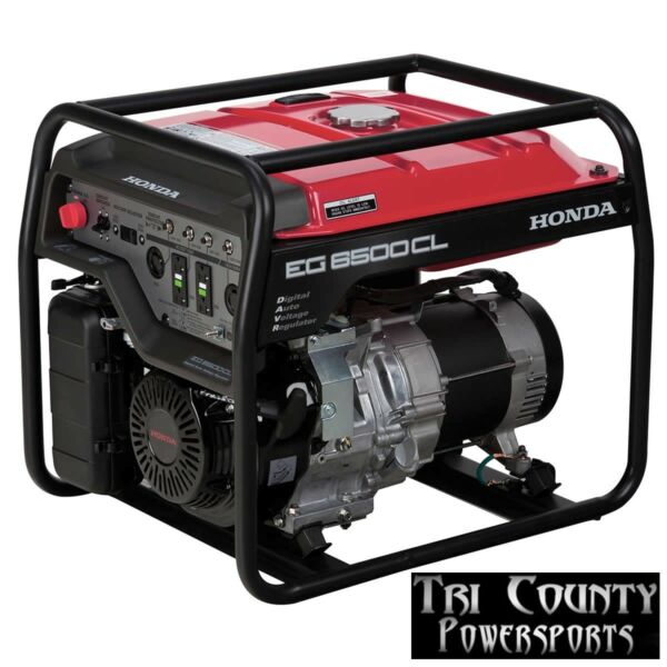 Honda Generator EG6500 6500 Watts 120 240 Volt Operation L@@K