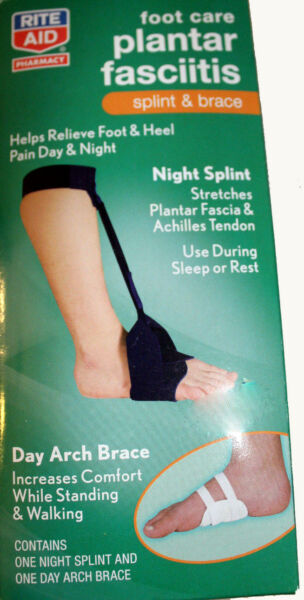 Foot Care Plantar Fasciitis Splint and Brace