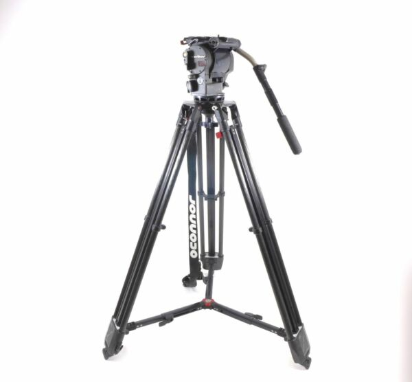 Oconnor 1030 Fluid Head and 35L Carbon Fiber Tripod 1030 O'Connor