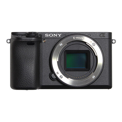 Sony Alpha a6300 Mirrorless 24.2MP 4K Digital Camera Body