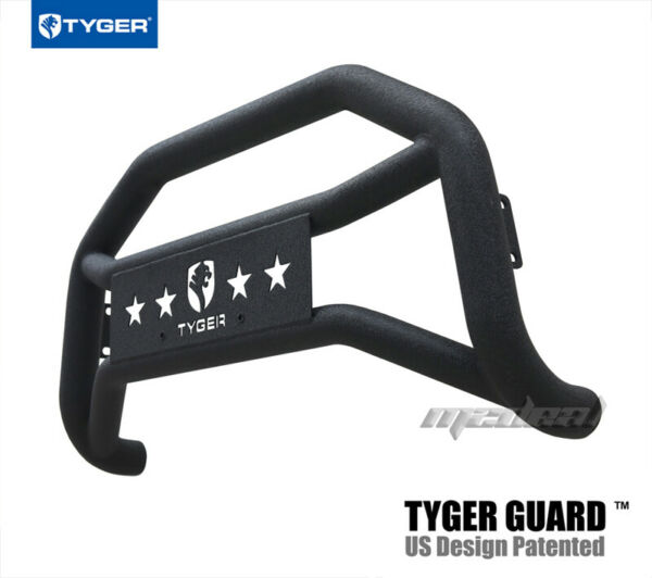 TYGER Bumper Guard Textured Black Fits 99-04 Ford Super Duty & 00-04 Excursion