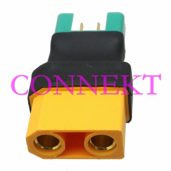 XT90 Female to MPX Multiplex Male No wire Adapter for Airsoft RC drone Battery