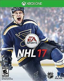 NHL 17 - Xbox One ~ BRAND NEW! FACTORY SEALED! ~