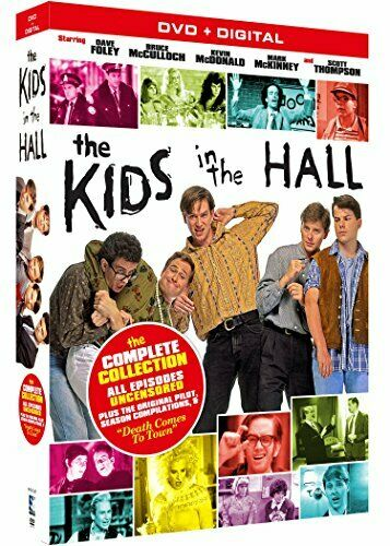 Kids In The Hall: The Complete Series DVD Dvd Digital Hd 12 Disc