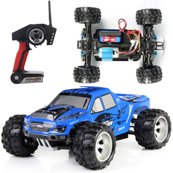 1/18 Swift High Speed Racing Car Fast Model Off road Remote Control RC Toys Gift