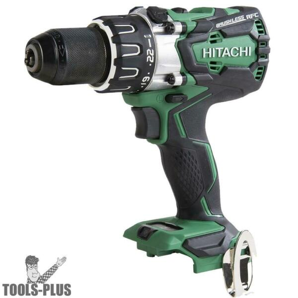 Hitachi DS18DBL2P4 18V Lithium Ion Brushless Driver Drill (Tool Only) New