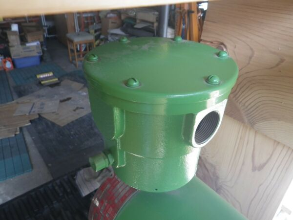 BUFFALO BOILER PUMP BRAND NEW IN ORIGINAL CRATE APPROXIMATELY $18K NEW $12000.00