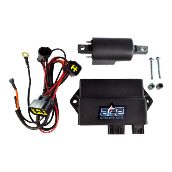 Ignition Conversion Kit CDI and Stator for Polaris Sportsman 700 MV7 Carb 2005