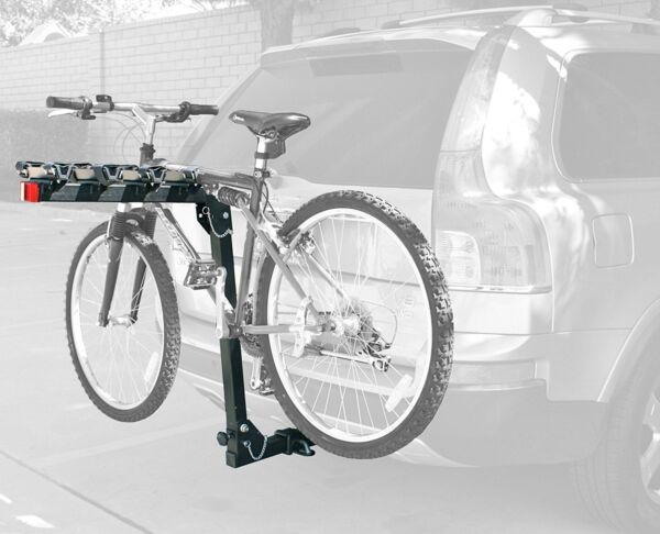 4 Bicycle Bike Hitch Mount Carrier Rack 2 Inch Receiver Car Truck Trailer Fits 4 $89.90