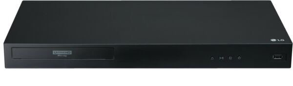 LG UBK90, Ultra HD Blu-ray Player