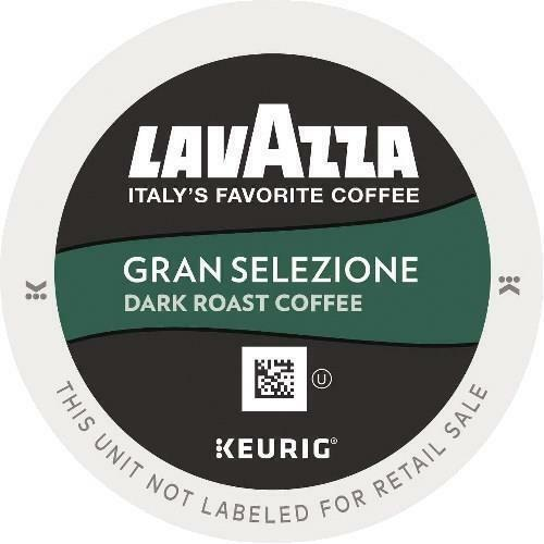 Lavazza Gran Selezione Coffee 22 to 88 Keurig K cups Pick Any Size FREE SHIPPING