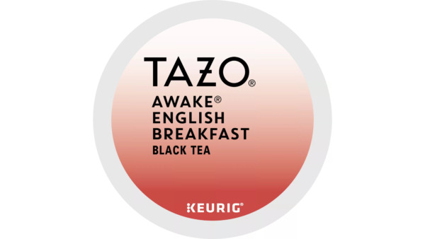 Tazo Awake Black Tea  24 to 96 Count Keurig K cups Pick Any Size FREE SHIPPING