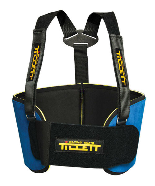 Kart Tillett P1 Rib Protection System Cadet Blue