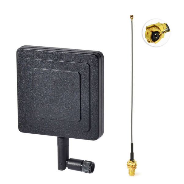 2.4GHz WiFi Antenna,15cm IPX Cable for Drone Quadcopeter Multicopter Controller