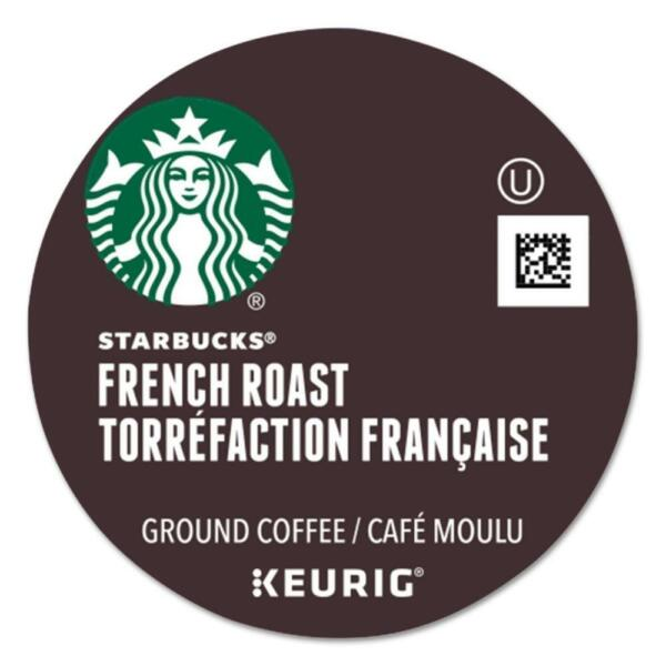 Starbucks French Roast Coffee 24 to 96 Keurig K cups Pick Any Size FREE SHIPPING