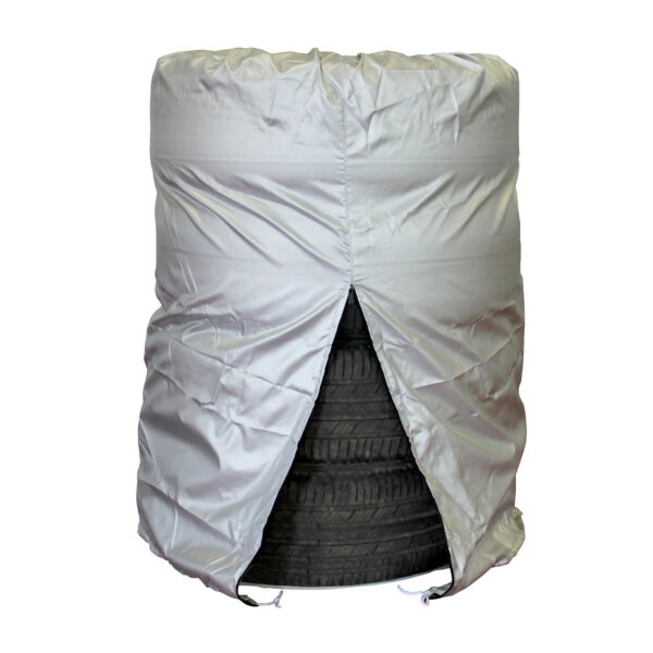 "ABN Car Tire Cover Large 30"" x 45"" Inch Tire Storage Bag Spare Snow Tire Bag"