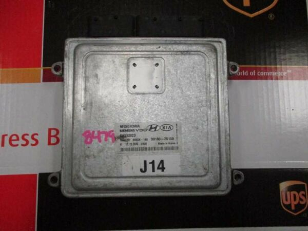 ENGINE ELECTRONIC CONTROL MODULE 24L AUTOMATIC FITS 06-08 SONATA 12122