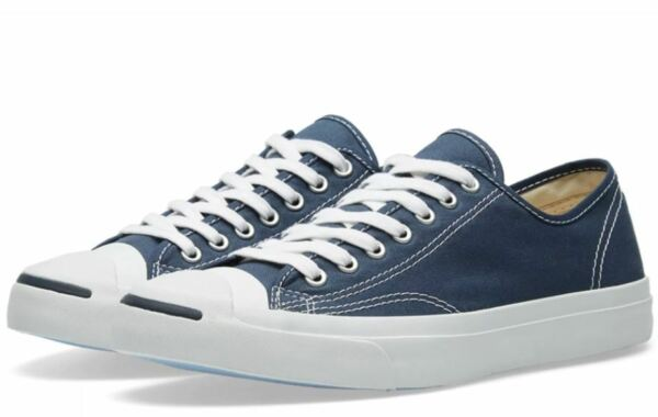 CONVERSE JACK PURCELL OXFORDS CANVAS SHOES SIZE MENS 10  NEW 1Q811