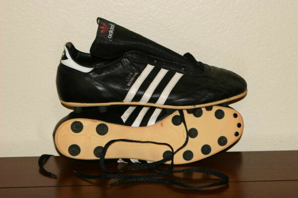 Vintage RARE adidas Copa Mundial MADE IN WEST GERMANY Mens Soccer Shoes NEW 13 D