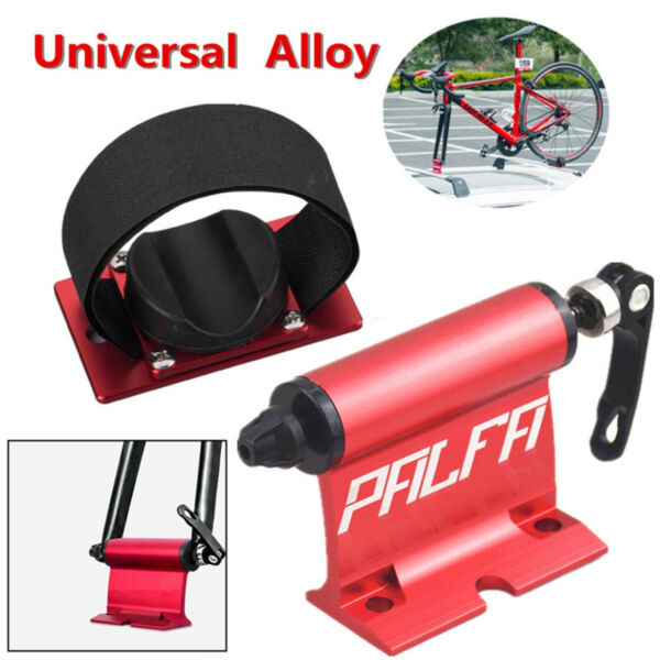 Universal Bike Bicycle Car Roof Carrier Fork Mount Rack Quick release Heavy Duty $60.20