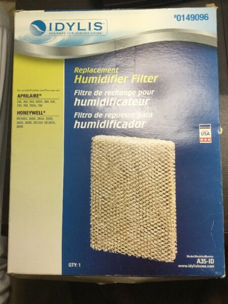 Idylis Furnace Humidifier Filter Fits Aprilaire 0149096