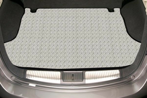 CARGO Mat - DIAMOND PLATE - Vinyl Floor Mat - CUSTOM -For Toyota A-D